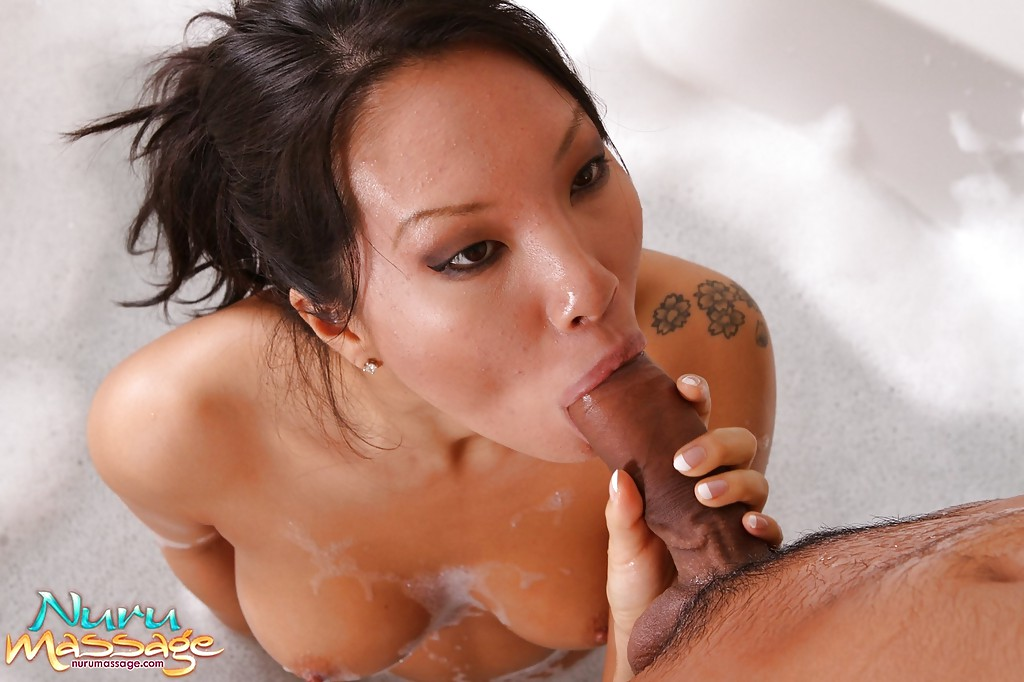 Asian mouth fuck