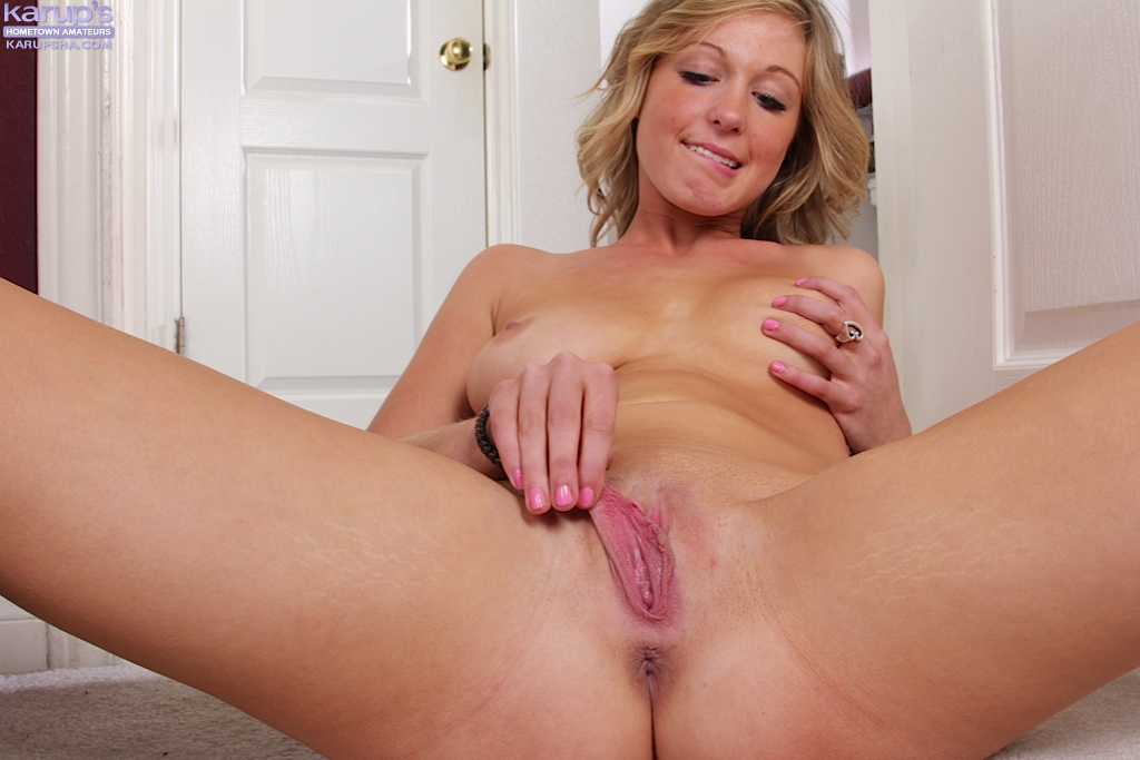 Bad blonde fuck