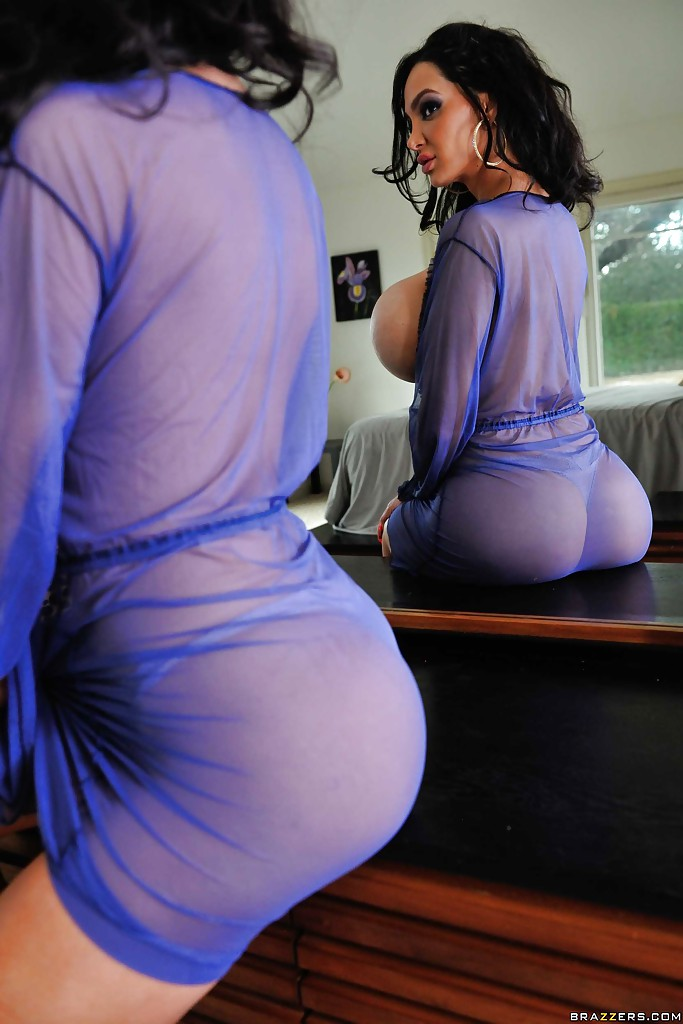 Something is. amy anderssen brazzers