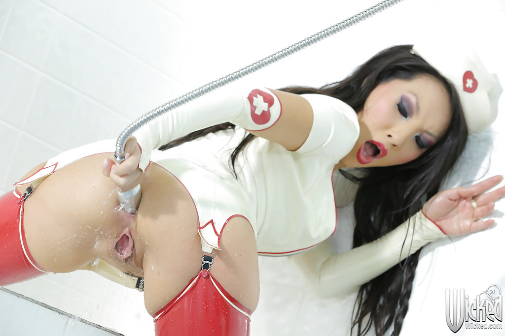 Apologise, but, Hot sexy asian nurse have