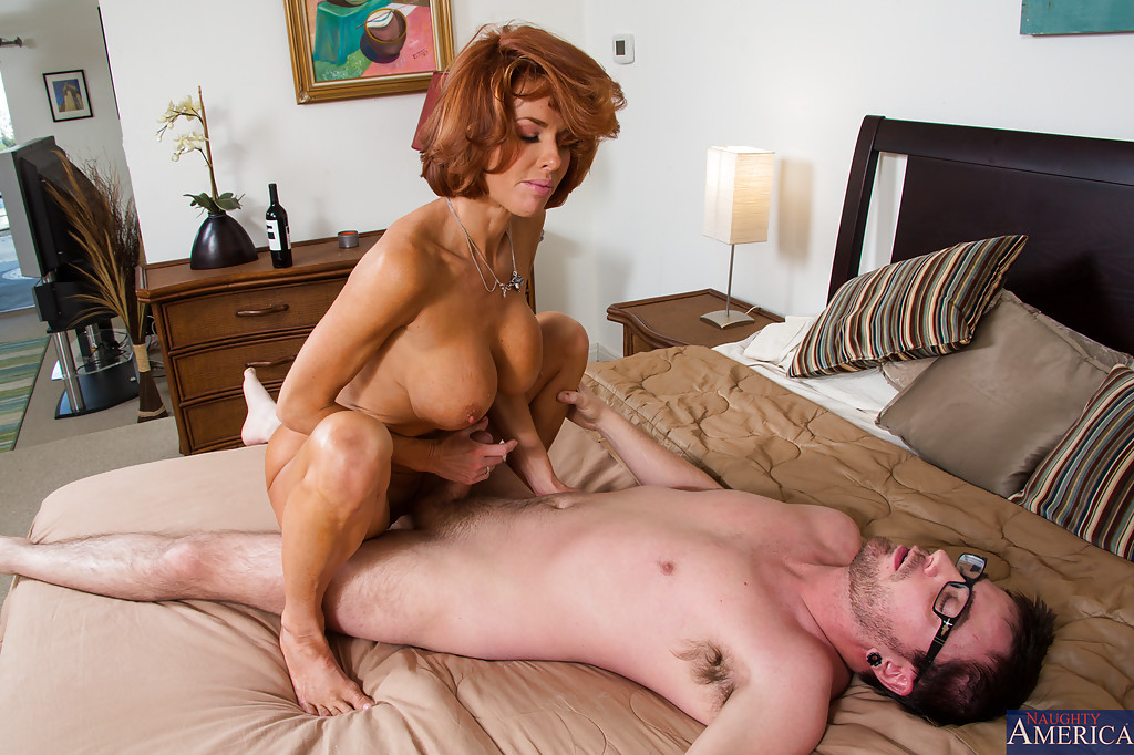 mom gives head nude