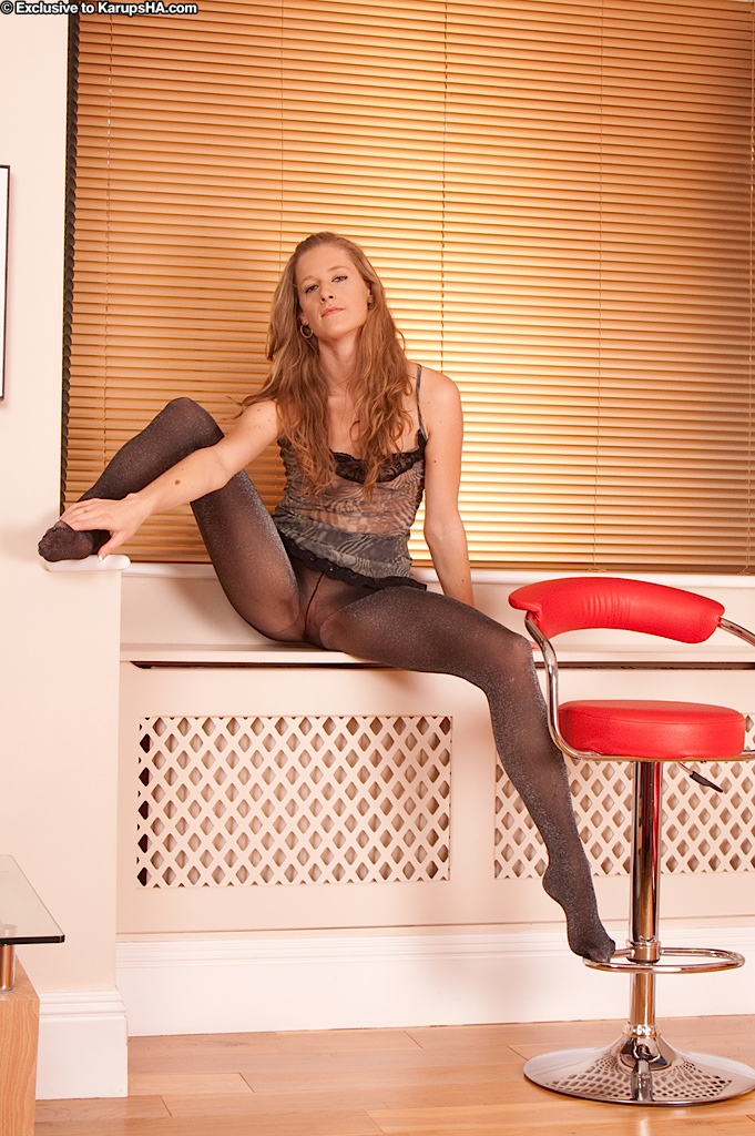 Lady lita hypnotic pantyhose