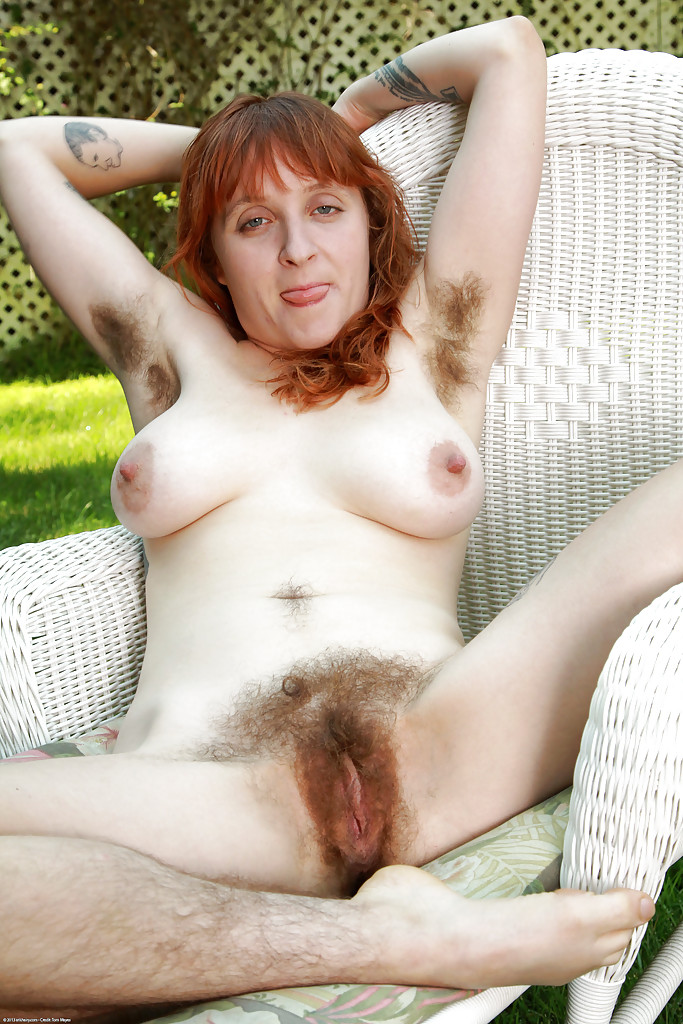 Ugly ginger women naked