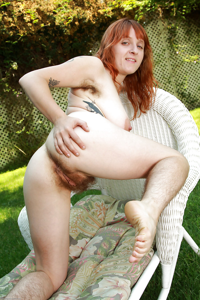Ugly ginger women naked seems