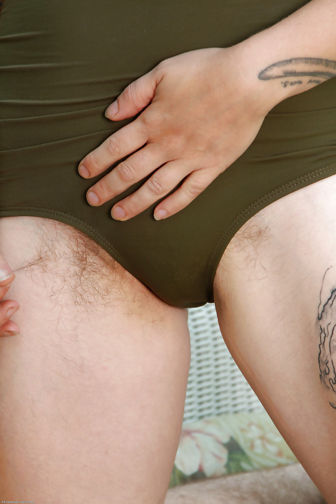 Chubby Hairy Pussy Anal