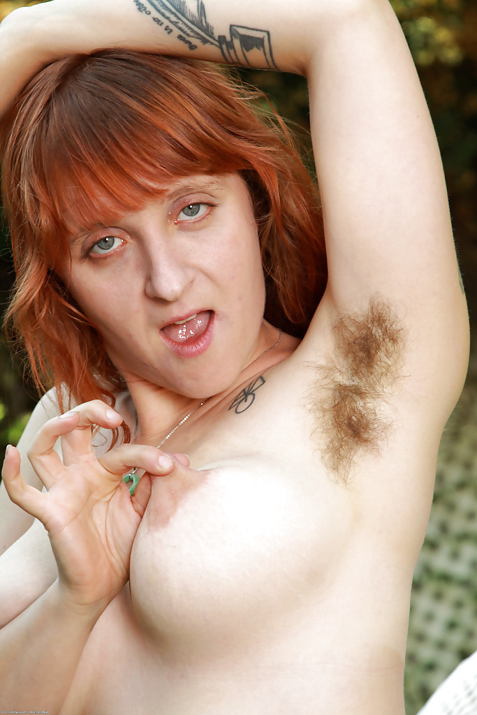 Velma hairy mature redhead magnificent idea