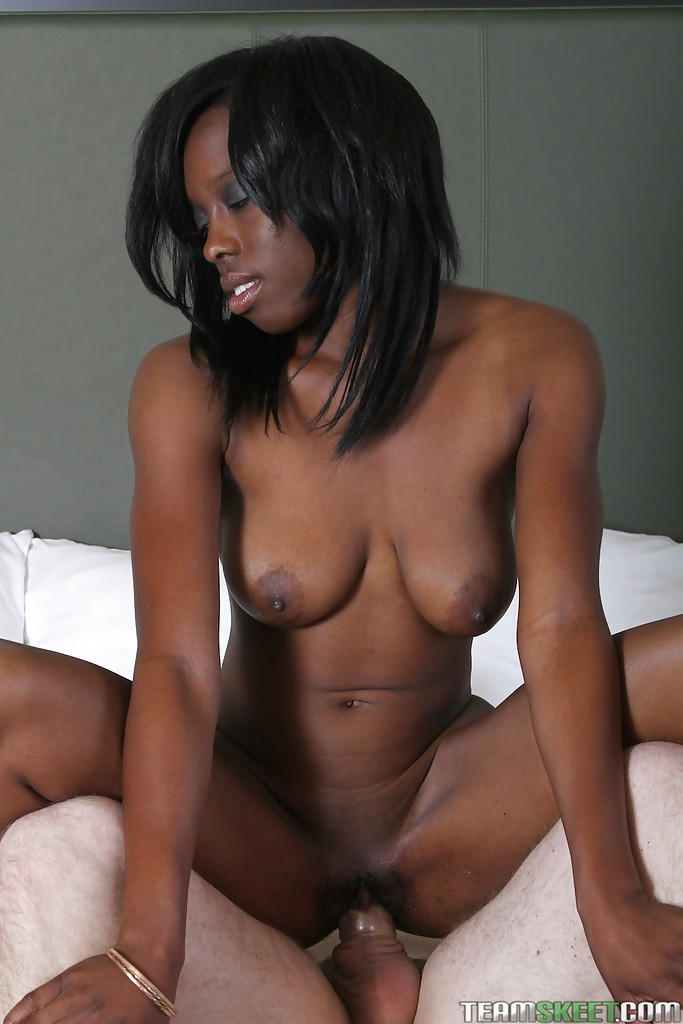 beautiful black girl fucked hard