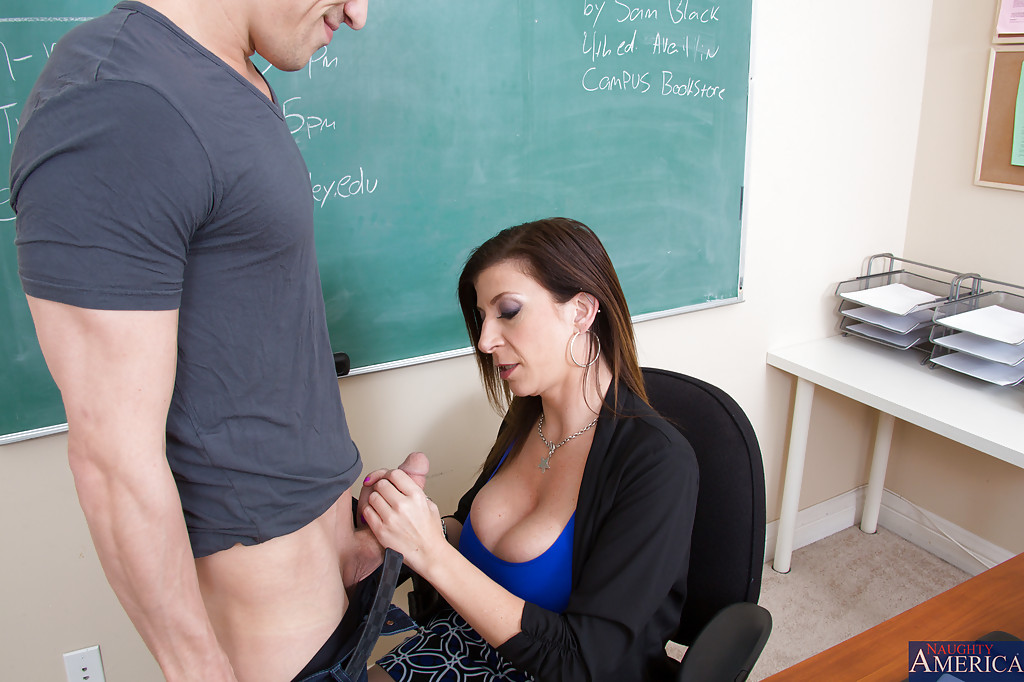 Teacher nude school