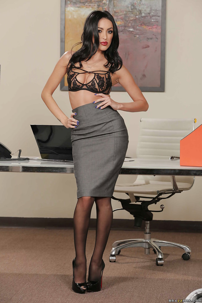 Brazzers breanne benson office