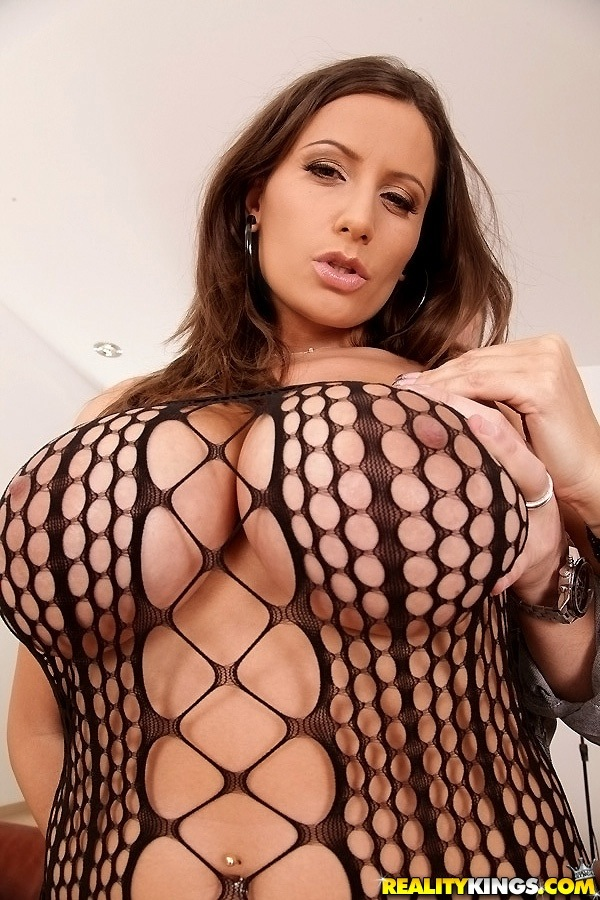 Huge n juicy milf