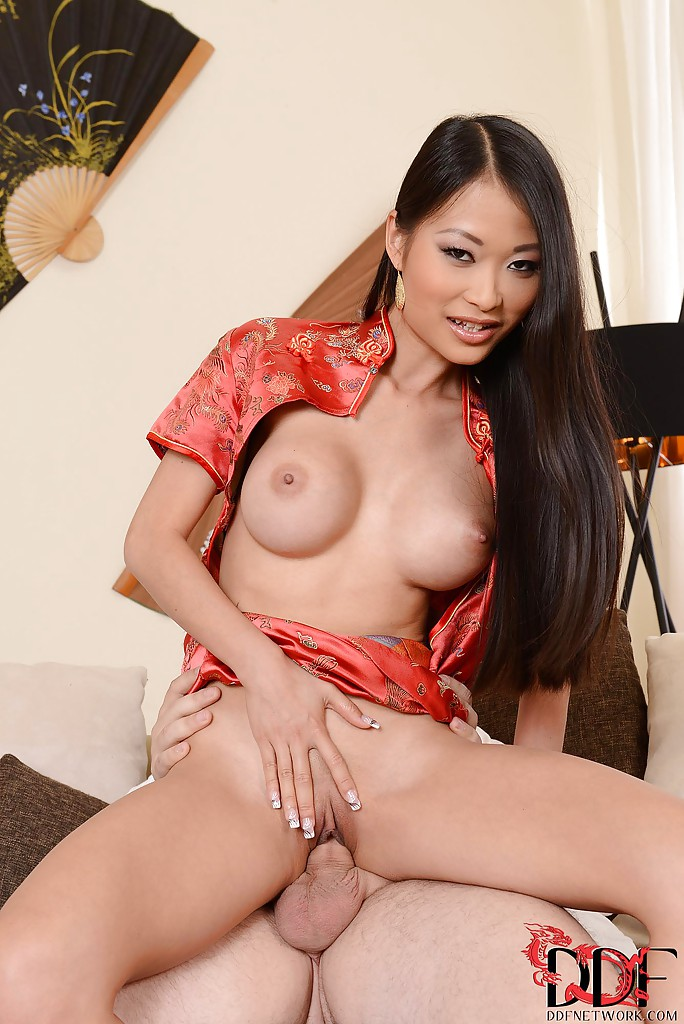Sexy oriental female porno seems me