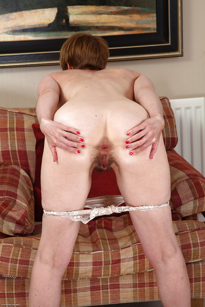 Opinion amateur mature hairy pussy ass think