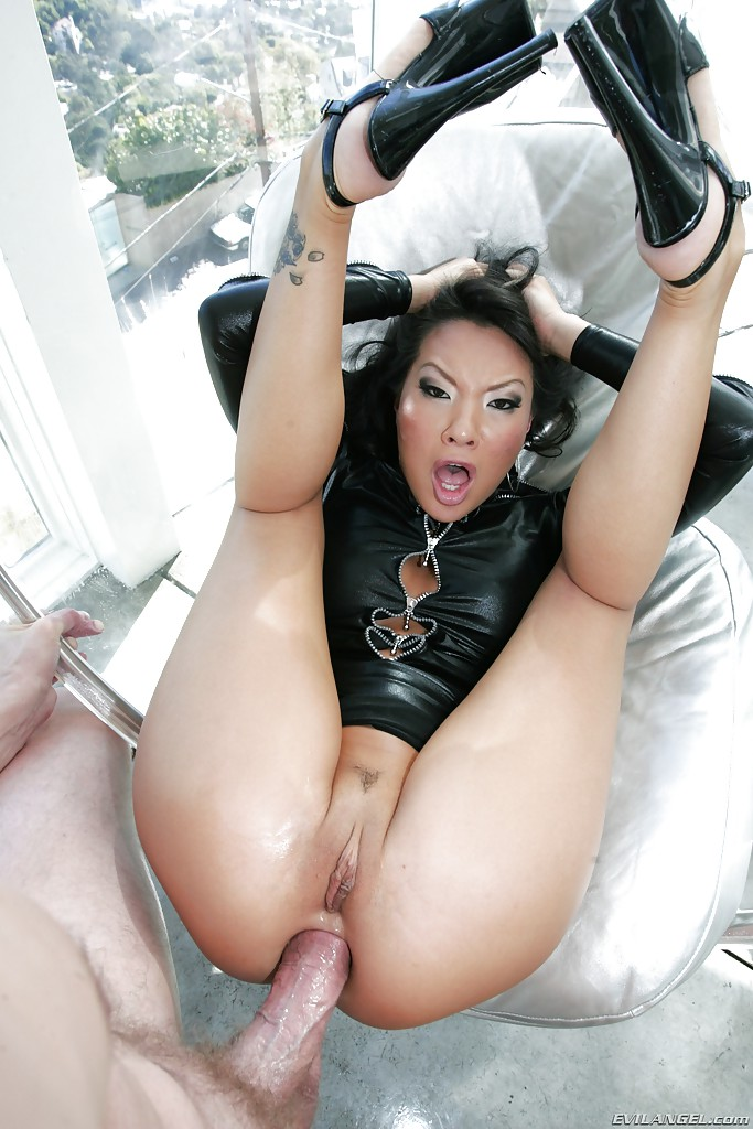 Asian anal hardcore sex join told