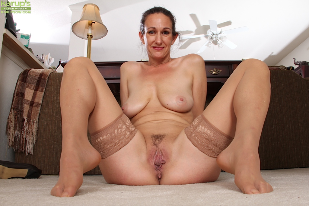 Hot milf and toyboy