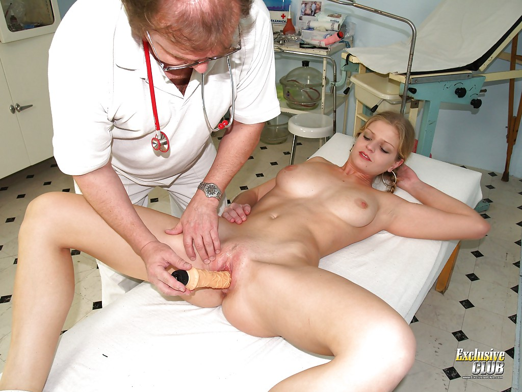 Naught doctor sex toys
