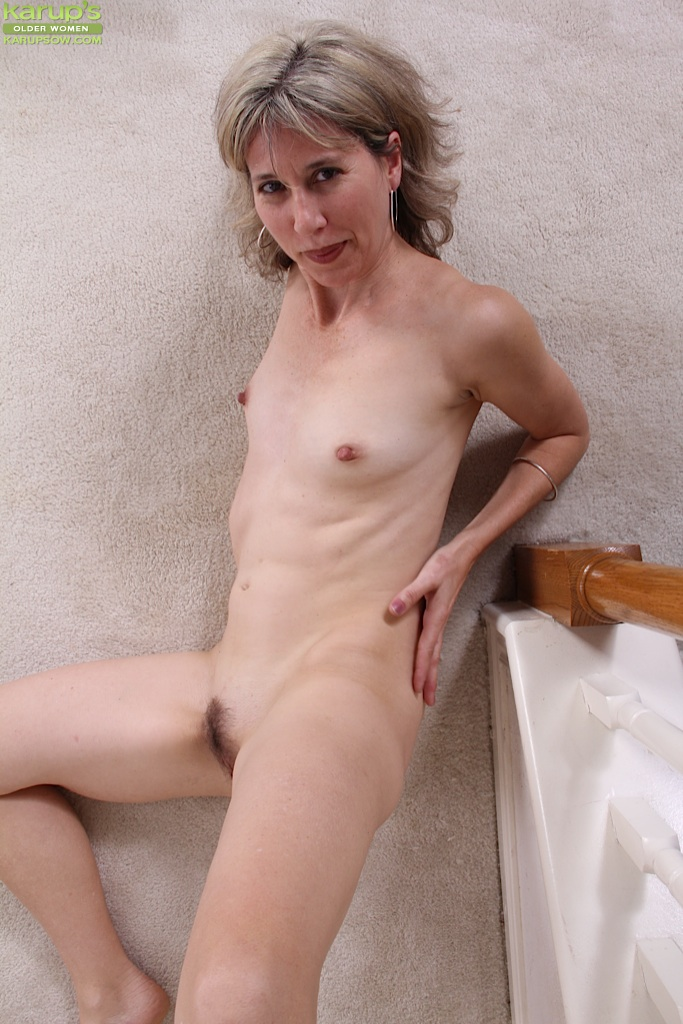 Hard body older women