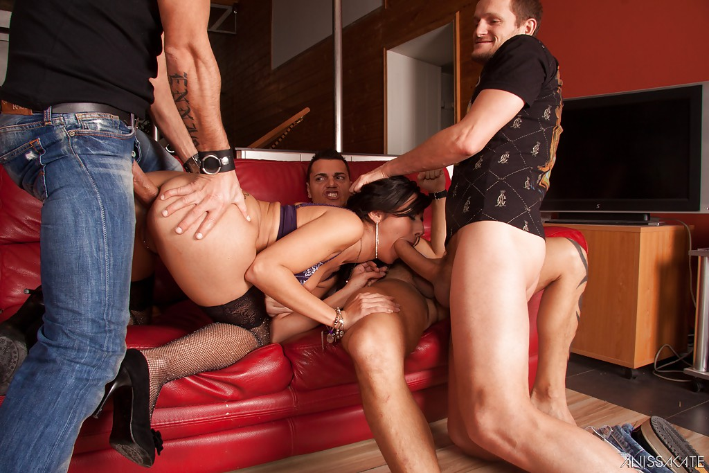 Devil Gangbang Interracial Hd