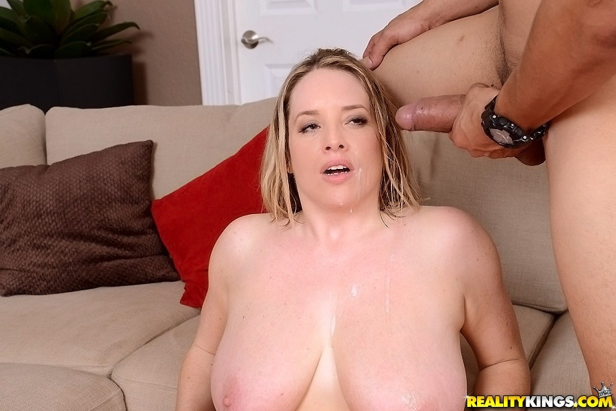 Blonde cougar cunny gaping by gyno physician 2