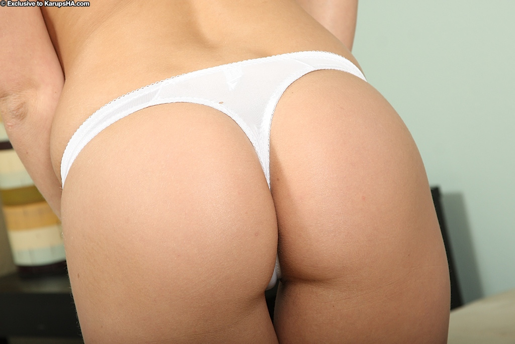image Round asses try out for porn industry