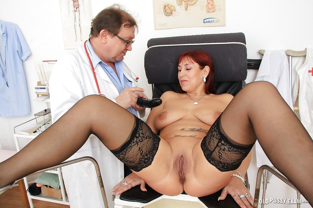 Awesome mature Darja achieves multitudinous climaxes in the infirmary porn photo #320865118 | Old Pussy Exam, Darja, Ass, Big Tits, Close Up, Dildo, Fetish, Gyno, Mature, Pussy, Shaved, Spreading, Stockings, mobile porn