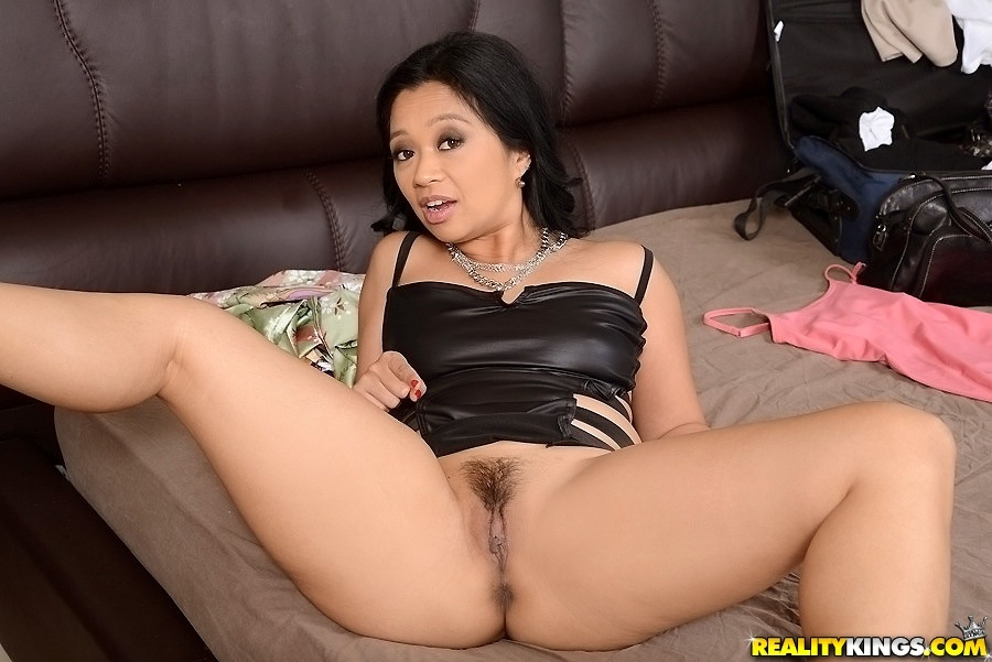 Asian milf hotel motel