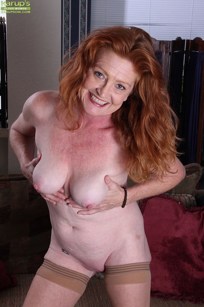 Thanks mature redhead women galleries accept. interesting