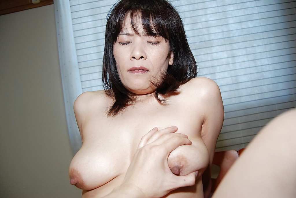 Asian large mature nipples