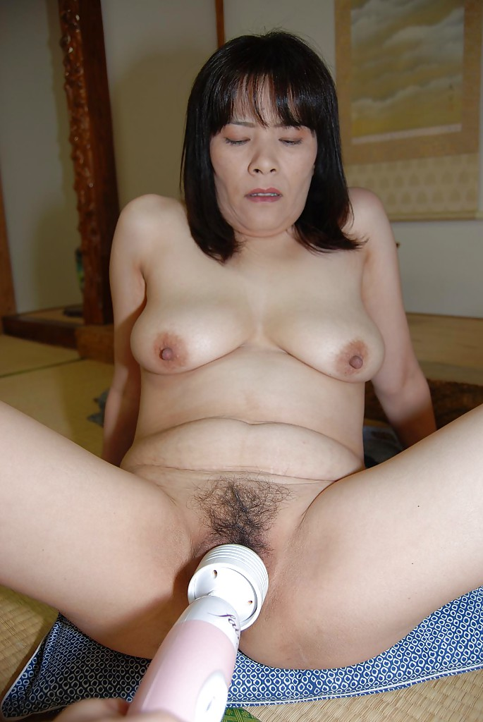 very hairy pussy asian