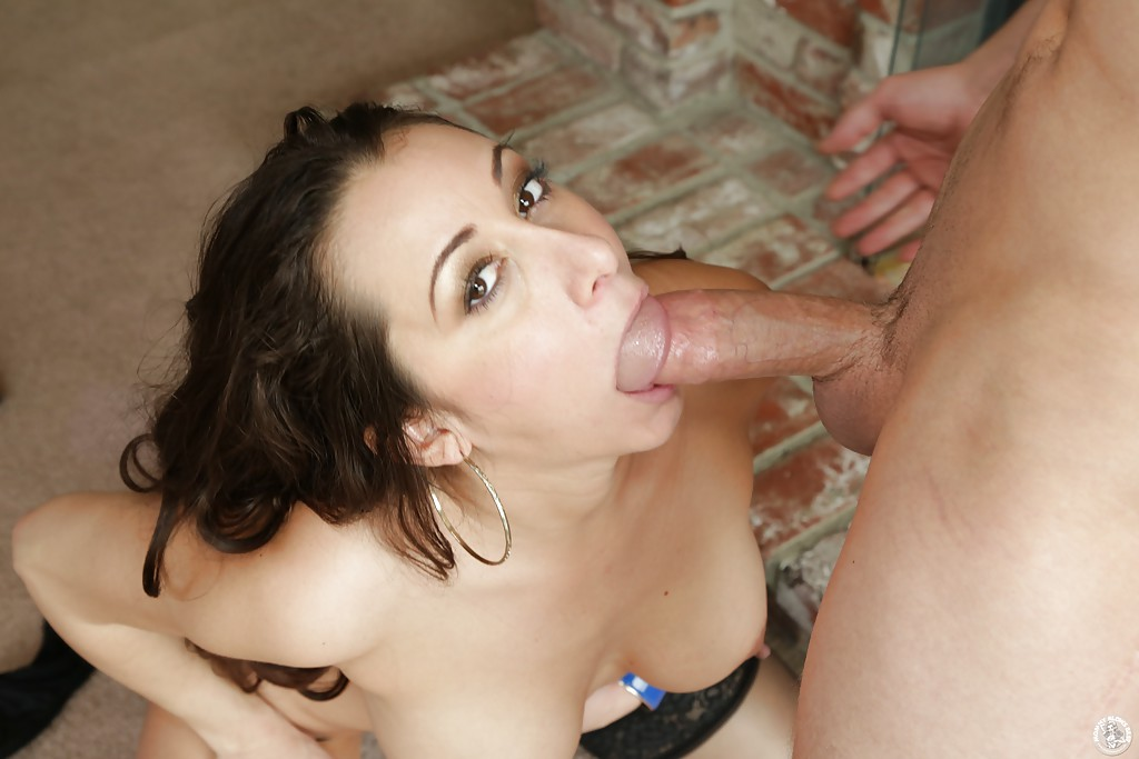 Brunette housewife with oversize honkers Kaylynn giving a profound head-job to that nob porn photo #319510224 | Mommy Blows Best, Kaylynn, Blowjob, Brunette, Clothed, Cougar, Cum In Mouth, Cumshot, Facial, MILF, Reality, Spreading, Stockings, mobile porn