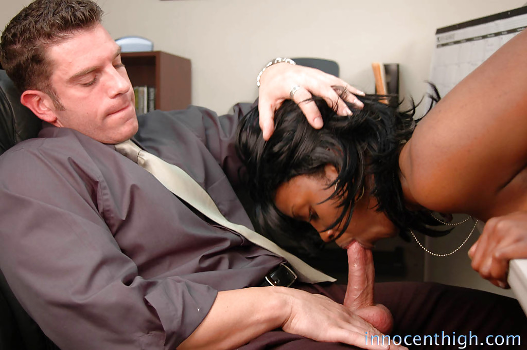 Bitch ebony porn