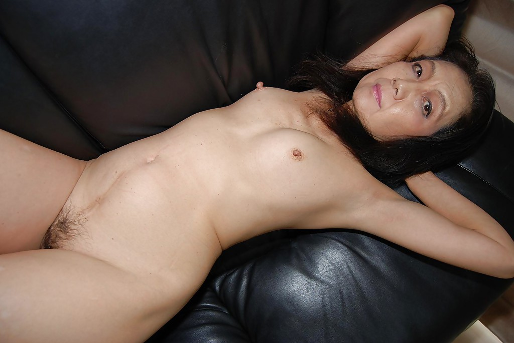 About beautiful mature asian