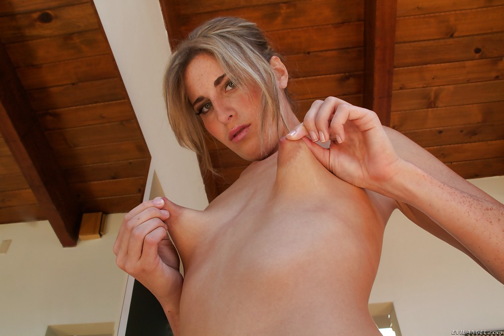 Long nipples slut