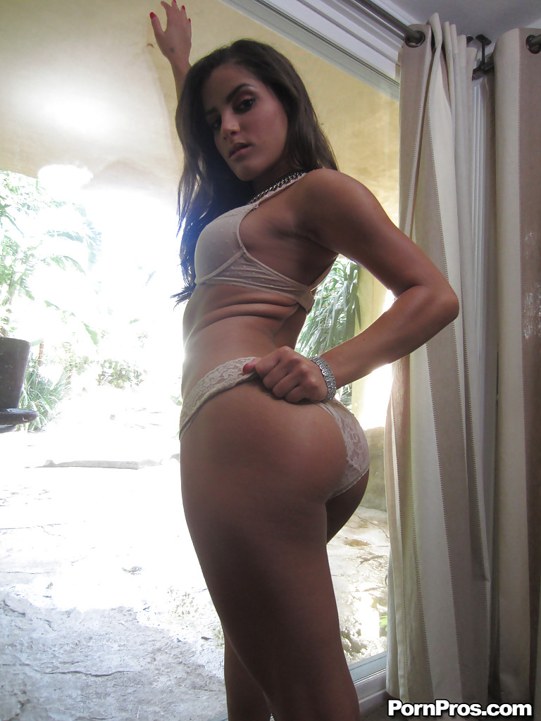 Amazing big booty latin babe karlota sweet 5