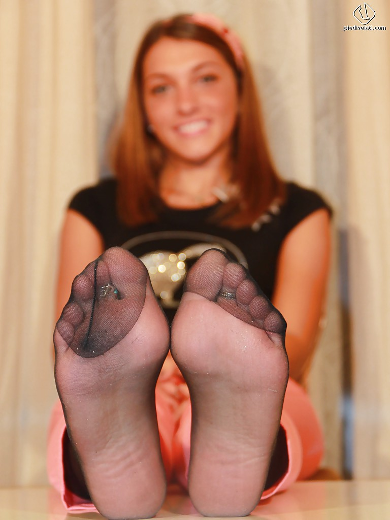 Foot fetish video share