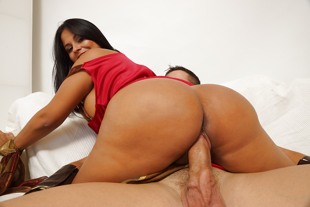 Think, big ass latina milf anal apologise, but