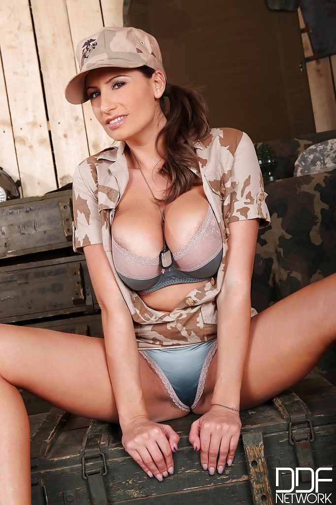 russian naked army babe