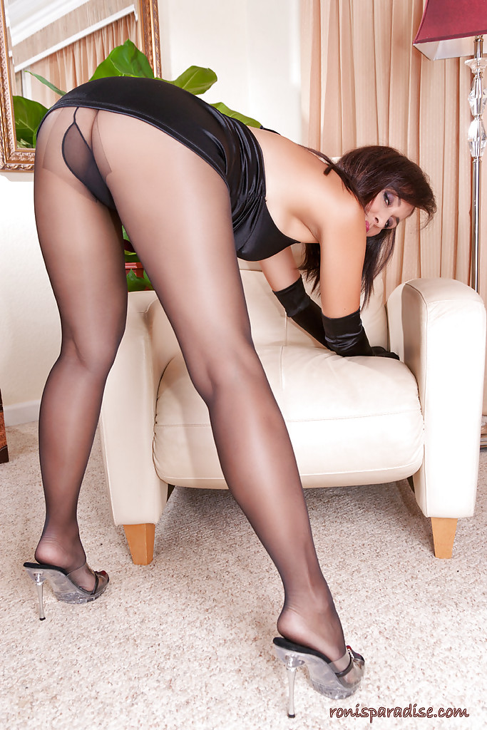 And pantyhose fetish website of