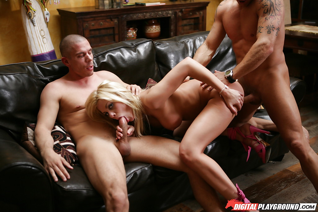 Riley steele threesome