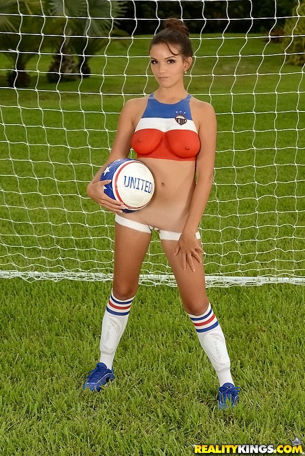 Girl soccer player porn necessary