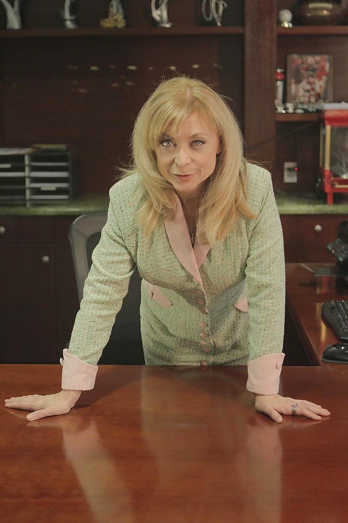 from Lyric nina hartley showing her clit