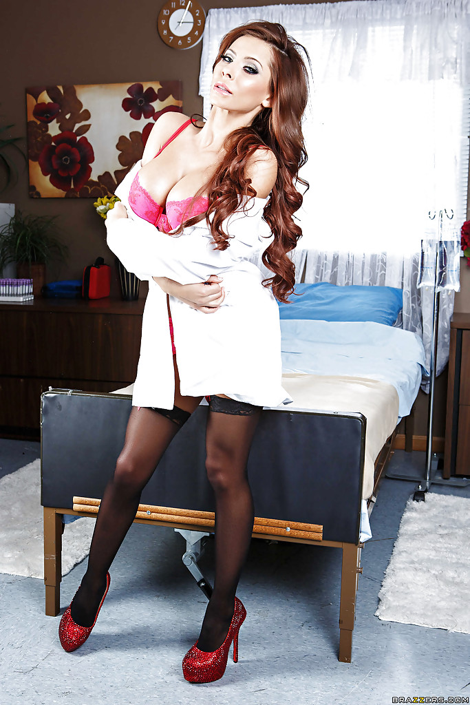 madison ivy clothed