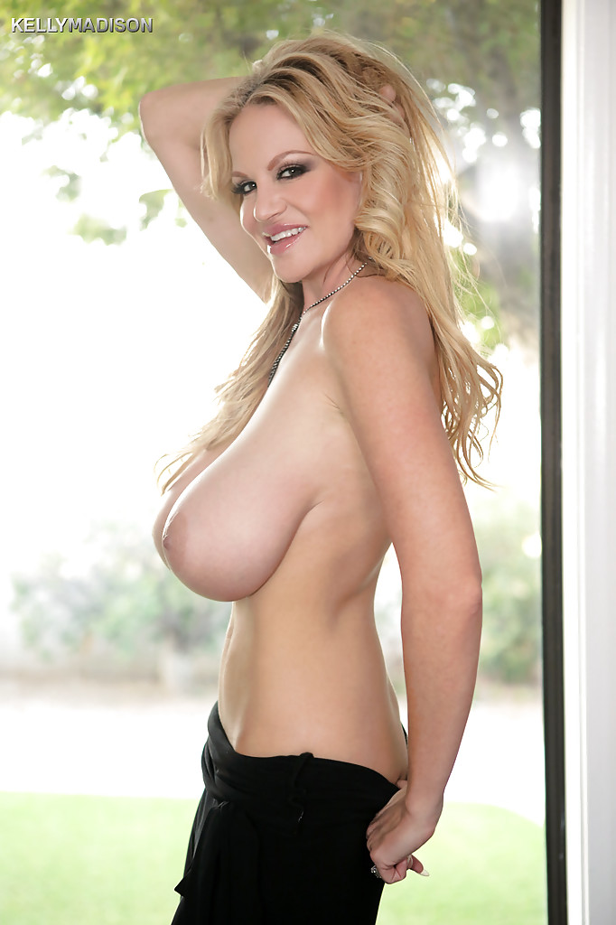 Women with tits like kelly madison