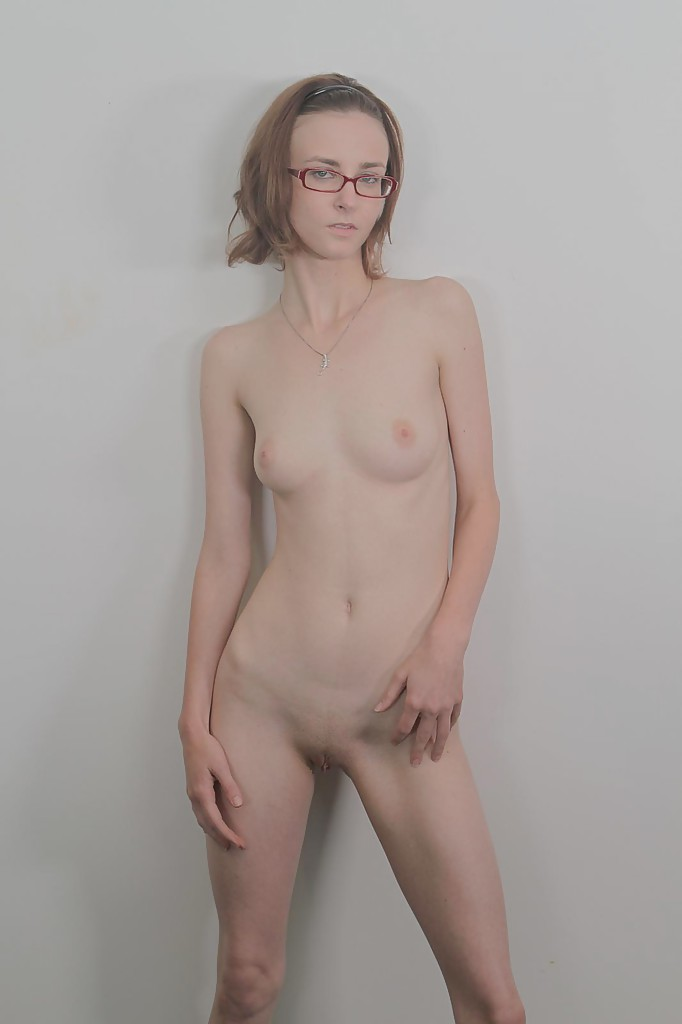 Glasses small tits