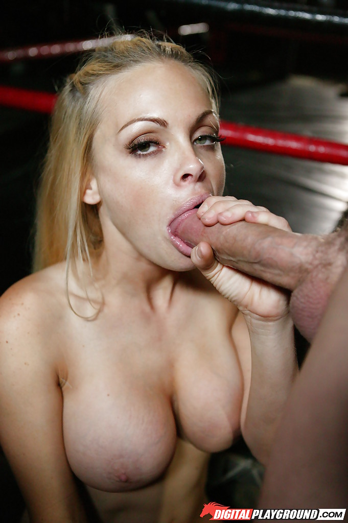 Double penetration and free sample