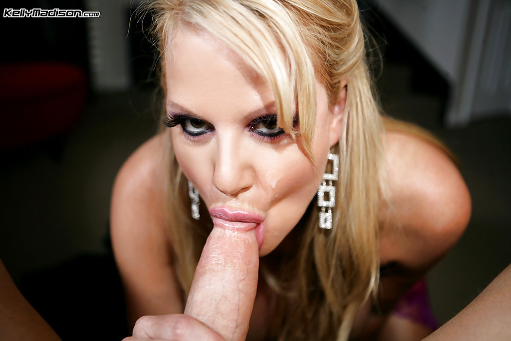 Kelly madison blowjob