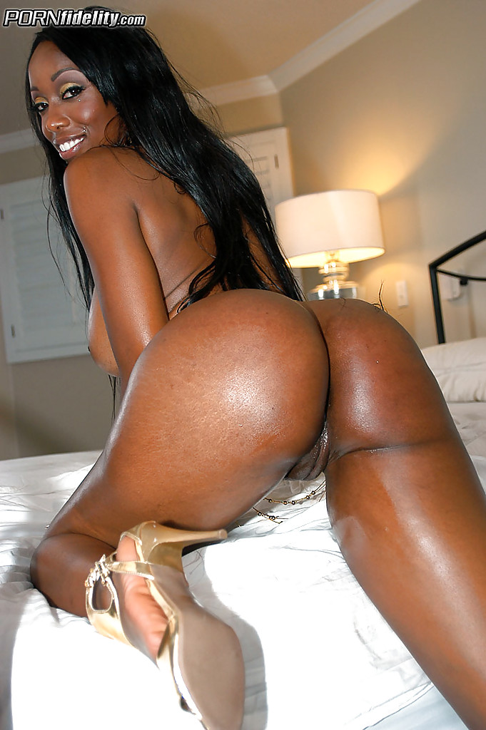 Big black phat ass com
