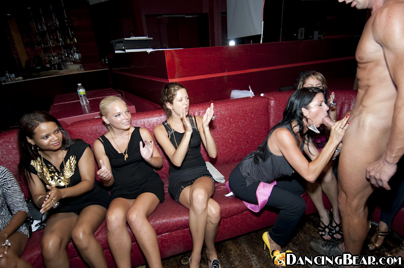 Apologise, but dancing bear bachelorette party gone wild