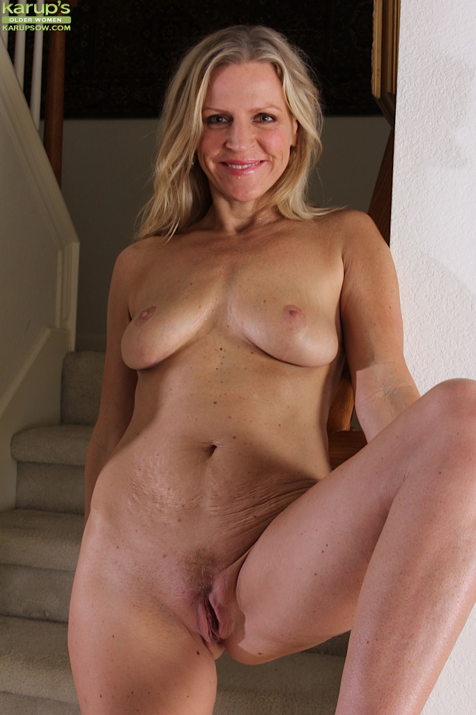 from Kristian full frontal nude cougars