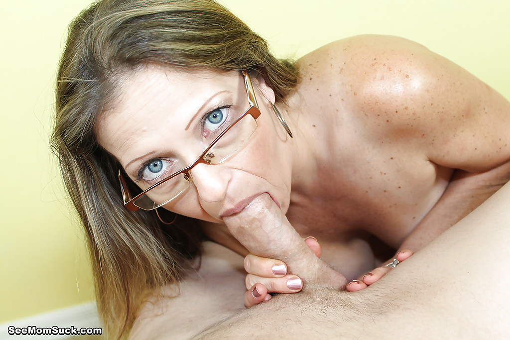 Regret, that Mom with glasses porn