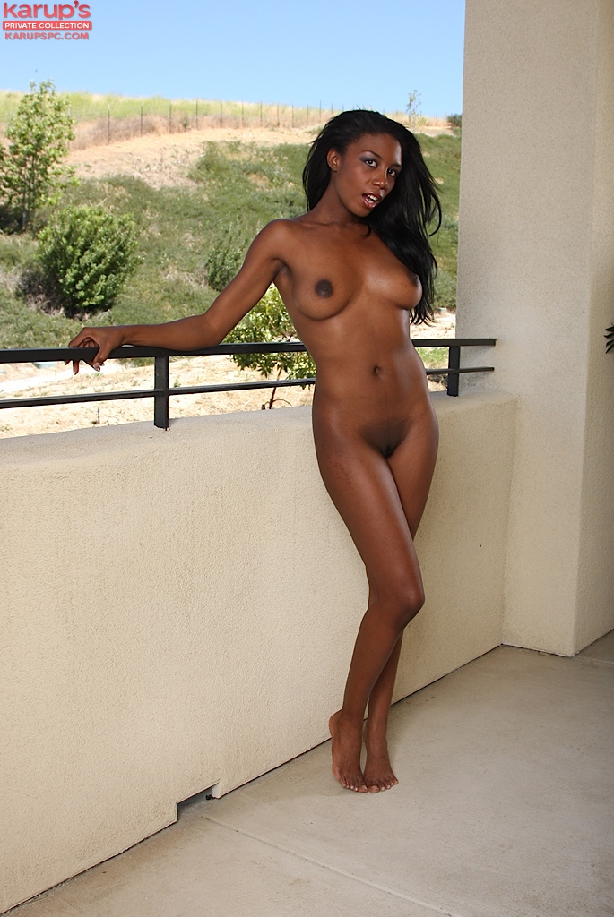 This Ebony Teen Her 90